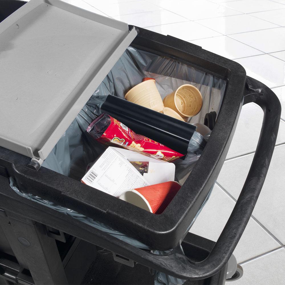 EM2 Bag Splitter Feature