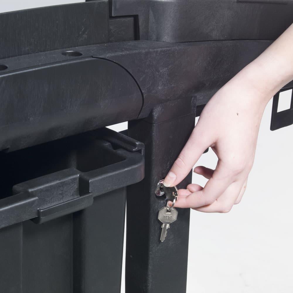 EM2 Locking Feature