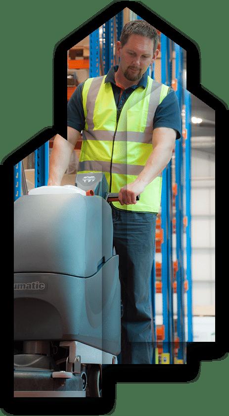 Logistics & Handling Vertical Image