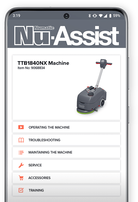 Nu Assist Mobile App