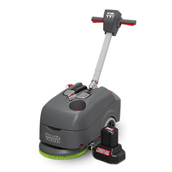 Compact Scrubber Dryer